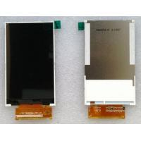 Black / White Cell Phone LCD Screens TFT Compatible For Fly E175 Manufactures