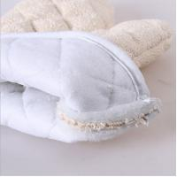 Durable  Oven Mitts Gloves Easy Slip On  Good Stain Resistant Function Manufactures
