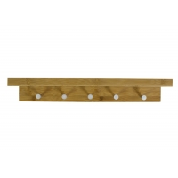 10kg 60mm Length Wall Mount Rack Shelf With Hooks Manufactures