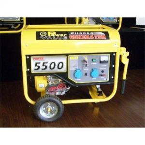 5KW ZH6500 gasoline generator