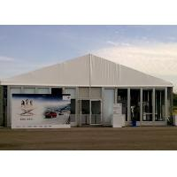 15m X 30m Outdoor Event Tent Aluminium Frame Tent With Glass Side Walls Manufactures