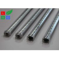 Clear Plastic Tubing Rigid LED Bar IP65 Female Connector For Funiture Lighting Manufactures