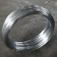 50kg / Coil Electro Galvanized Steel Wire For Armouring Cable , 1.6mm Diameter Manufactures