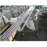 Induction Hardened Steel Rod Chrome Plating For Hydraulic Cylinder Manufactures