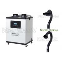 Mobile Portable Welding Fume Extractor Smoke Eater Dust Collector For Welding And Soldering Manufactures