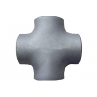 "Pressed DN1200 48"" Cross Carbon Steel Buttweld Fittings Manufactures"