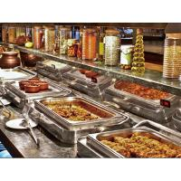 Quality Commercial Buffet Equipment  Marble Top Chafing Dish Hot Display Buffet for sale