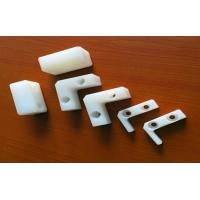 China POM Material Plastic Rapid Prototype , White Precision Plastic Machining on sale