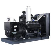 China 300kw water cooled bench mounted type diesel power generator set on sale