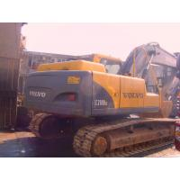 Year 2009 Used Volvo Excavator 21 Ton , EC210BLC Volvo Used Equipment 93% UC Manufactures