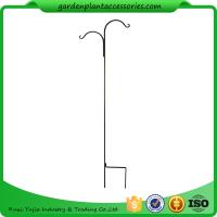 Tall Garden Plant Accessories 48 Inch Double Shepherd'S Hook Plant Hanger Manufactures