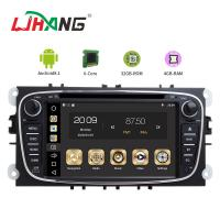 AM FM Radio Ford Car DVD Player Support Newest Apps Built - In Radio Tuner Manufactures