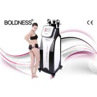 3 in 1 Face / Body Cavitation RF Slimming Machine With 7 Inch Touch Screen , 40KHz Manufactures