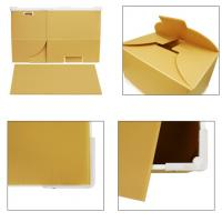 Folding / Collapsible PP Plastic Corrugated Boxes For Moving / Packing / Storage Manufactures
