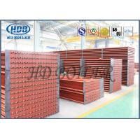 High Corrosion Fuel Gas Boiler Fin Tube Economizer For Heat Reovery Systems Manufactures