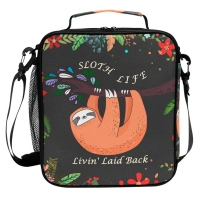Buy cheap Cute Sloth Insulated Lunch Cooler Bags For Girls from wholesalers