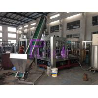 330ml Automatic Bottle Beer Filling Machine Plastic Ring Pull Cap Sealing Machine Manufactures