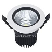 COB LED Ceiling Recessed Down Light Lamp AC85-265V with Driver Manufactures