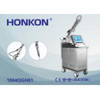 HONKON 532nm/1064nm Acne Treatment Pigment Removal Q Switch Nd YAG Laser Machine For Sale for sale