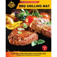 Quality Non-stick/Reusable PTFE BBQ Grill Mat for sale