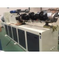 Single Screw Extruder Pvc Sheet Making Machine For Glazed Roof Tile Surface Co Extrusion