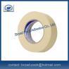 Buy cheap medium temperature crepe paper masking tape from wholesalers