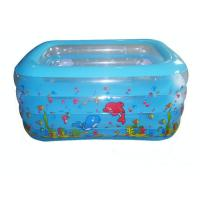 Inflatable Pools For Child / Inflatable Rounded Prince Swimming Pool For Baby Manufactures