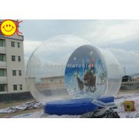 Outdoor Decoration Christmas Inflatable Advertising Snow Globe Manufactures