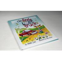 Hardcover English Full Color Brochure Printing , Book Printing Services Manufactures