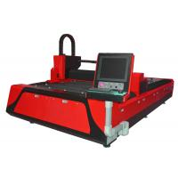 Fiber CNC Laser Metal Cutting Machine 500 Wattage 1300mm*2500mm For Large Acrylic Manufactures