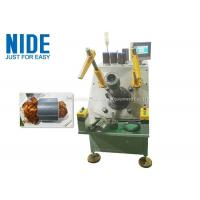 Motor Stator Coil Insertion Machine Semi - Automatic For Washing Machine Manufactures