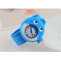OEM/ODM beautiful animal face soft Vogue watches silicone wrist watches YJ-S02 Manufactures