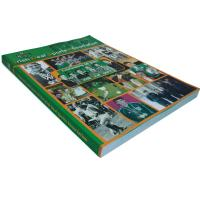 Mini coated paper, cardboard Softcover Book Printing Services with Vanish Text Manufactures