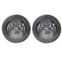 7 Inch Jeep JK LED Headlights Conversion Kit For TJ FJ Hummer Trucks Motorcy Manufactures