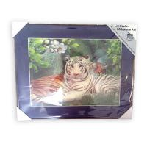 modern hard paper 3d framed picture for home decoration Manufactures
