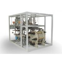 Skid Mounted 4500m3/h Hydrogen Generation Plant 50kw 50Hz 250KVA Manufactures