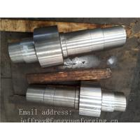 Principal Shaft Froging 34CrNIMo6 Forged Shaft Blank  ABS BV  DNV NK KR CCS RINA GL  LR Classification Society Manufactures