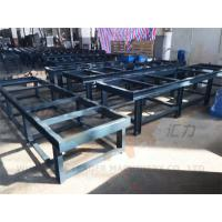 Buy cheap Transport conveyor table rollers load 1000kg/m width 700mm length 3000mm from wholesalers