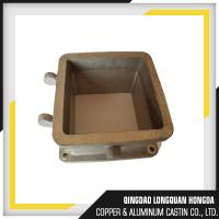 Quality High Precision Copper / Bronze Sand Casting OEM With CNC Machining Sample for sale