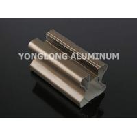 6063 6061 Extruded Polished Aluminium Profile For Door And Window Manufactures
