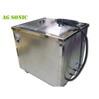 Contents Restoration Industrial Ultrasonic Cleaner 28kHz 2400W Easy To Use Manufactures