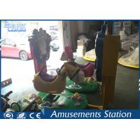 Super Fun Indoor Kiddy Ride Machine 3d Racing Horse For Super Mall