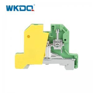 JEK 4/35 Din Rail Screw Terminal Block 800V Voltage WonkeDQ Brand Name Maintenance Free Manufactures