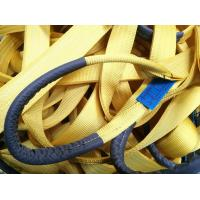 China polyester lifting sling , soft lifting sling, flat woven sling ,  CE,GS TUV certificate Approved on sale