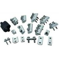 High mechanical properties Aluminium parallel groove clamps with Al 16 - 70 bolt Manufactures