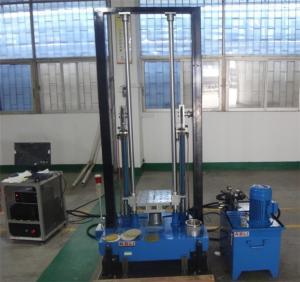 Quality Half Sine Wave Mechanical Shock Test Machine Shock and Impact Test Machine for sale