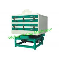White Rice Rice Grading Machine / Horizontal   Rice Length Grader Machine Manufactures