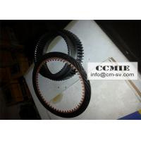 Quality Black custom Transmission gear ring Wheel loader spare parts for sale