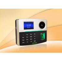 3 Inch TFT Screen Palm Recognition Fingeprint Access Control System With Battery Manufactures
