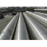 Hot Finished Seamless Alloy Steel Pipe ASTM A335 P92 Material Manufactures